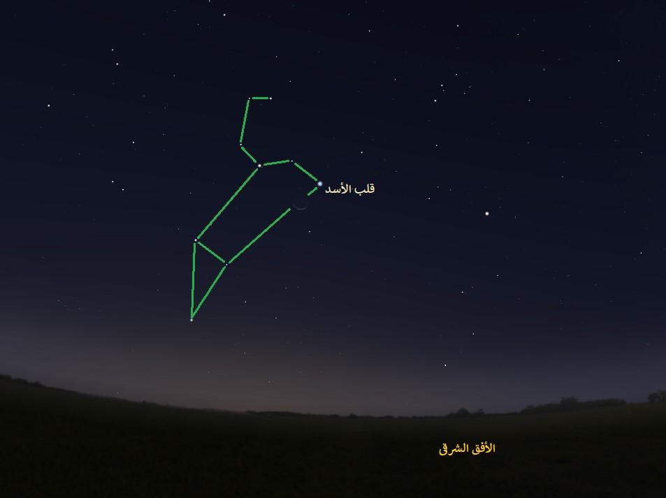 رصد فلكي، سماء الليل، أحداث فلكية، هواة الفلك، نادي فلكي