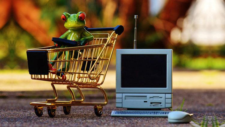 التسوق الإلكتروني، الجمعة البيضاء