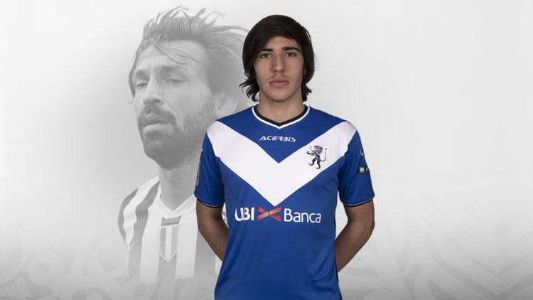 ساندرو تونالي, أندريا بيرلو, الدوري الإيطالي, منتخب إيطاليا, كرة قدم, رياضة