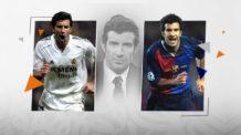 لويس فيجو، برشلونة، ريال مدريد، الكلاسيكو،