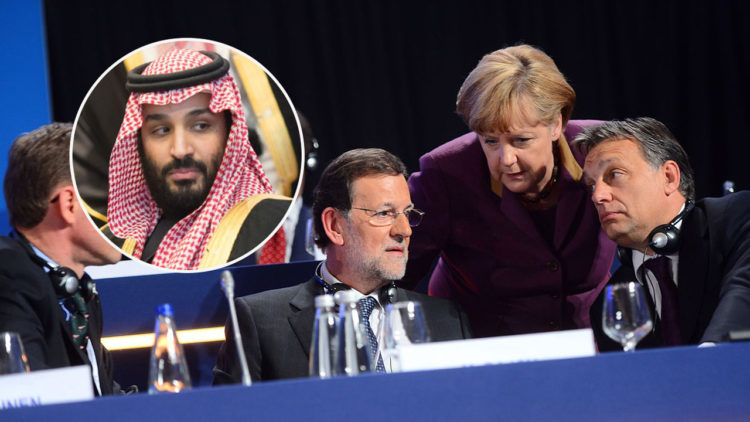 محمد بن سلمان, أنجيلا ميركل, السعودية, ألمانيا, العالم العربي, أوروبا