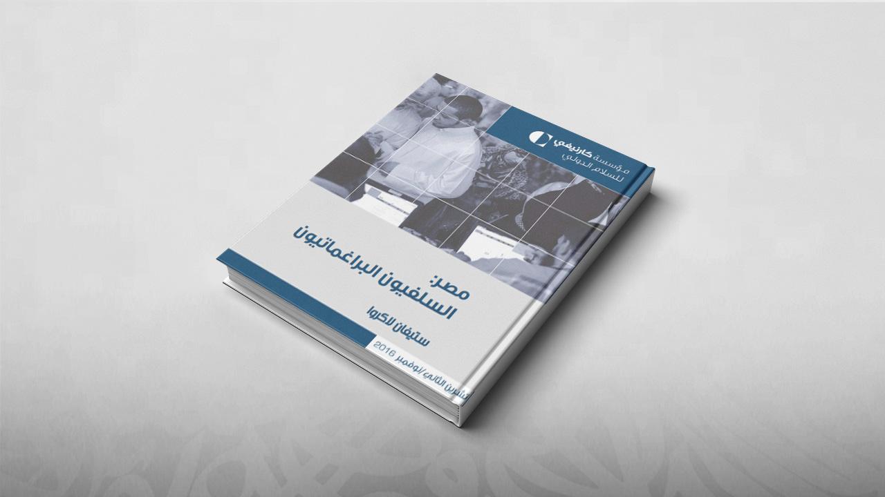 مصر، السلفيون البراغماتيون, ستيفان لاكروا, كتب, السلفية المعاصرة