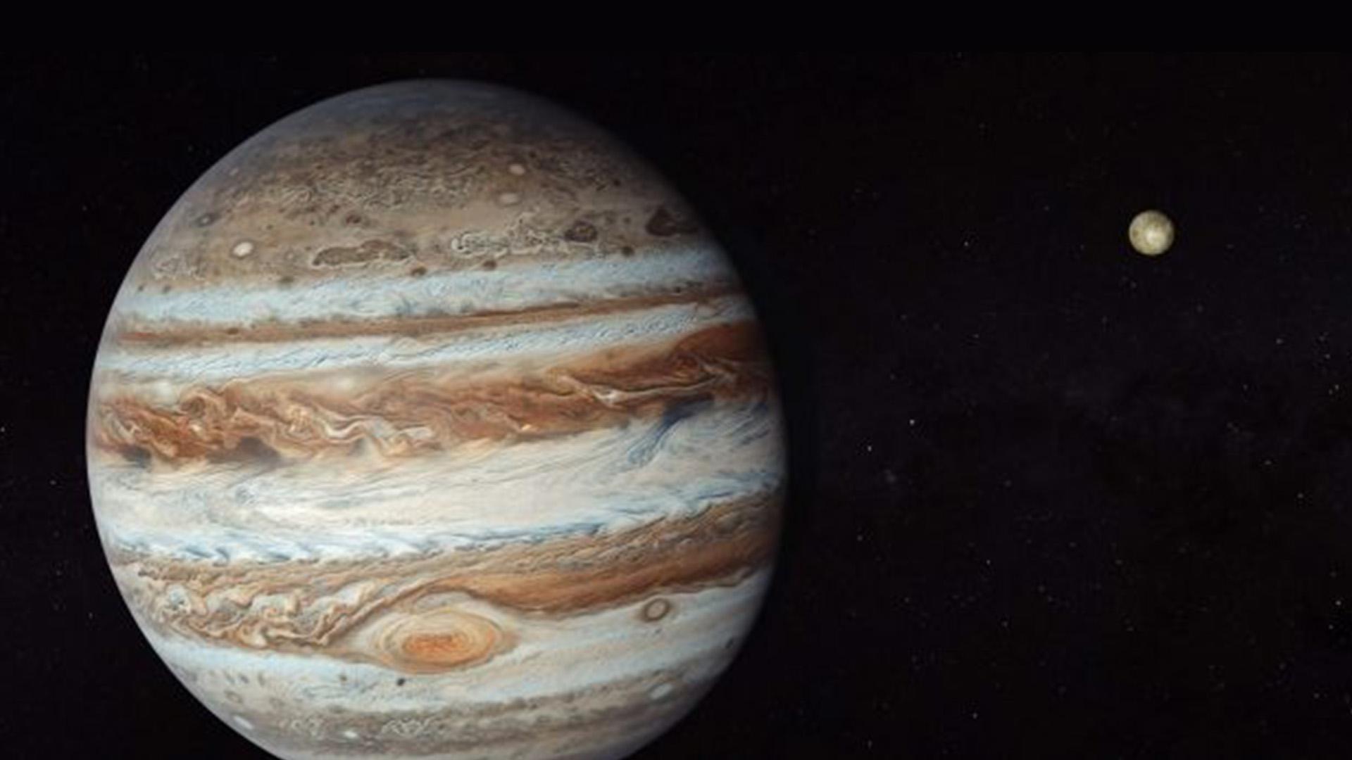 كوكب المشتري, ناسا, فلك, وثائقيات