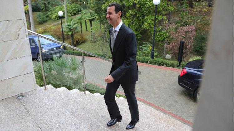 بشار الأسد, سوريا, العالم العربي, العلاقات مع سوريا