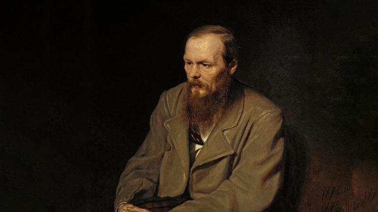 فيودور دوستويفسكي, روسيا, كتب
