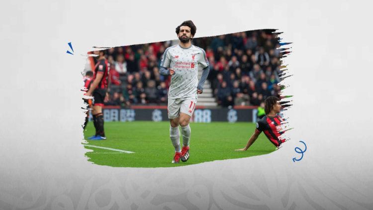 محمد صلاح، ليفربول الإنجليزي، الدوري الإنجليزي