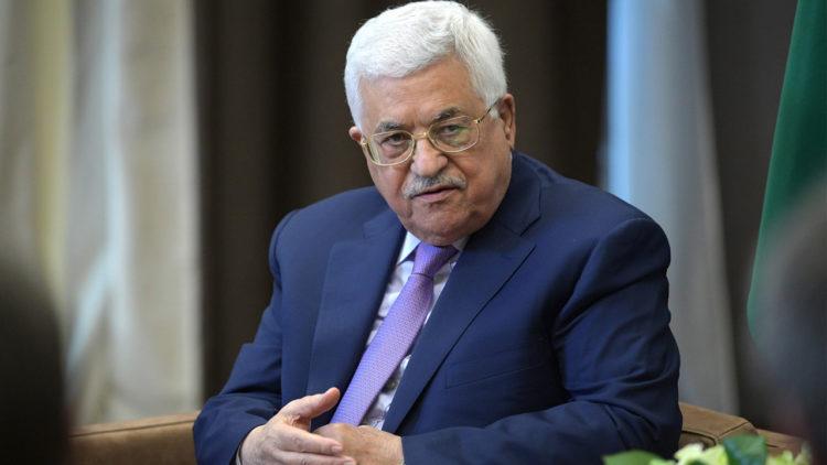 محمود عباس, الرئيس الفلسطيني, كرتزي فلسطين