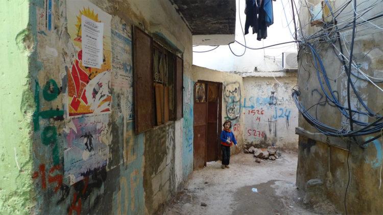 فلسطين, لبنان, لاجئين, مخيمات