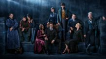 Fantastic Beasts 2، Johnny Depp، Eddie Redmayne، Jude Law، J. K. Rowling، إيدي ريدماين، جوني دب، ج ك رولنج، هاري بوتر