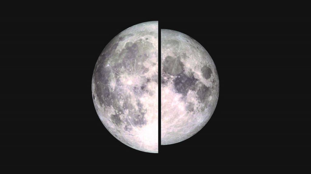 أحداث فلكية سنة 2019، رصد فلكي، السماء، الفارق في الحجم بين القمر العادي والعملاق