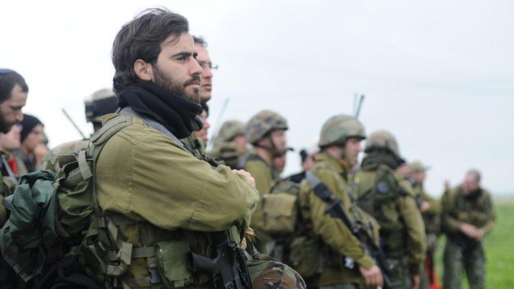 إسرائيل, الجيش الإسرائيلي, جيش الاحتلال