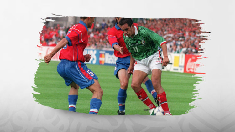 كواوتيموك بلانكو، المكسيك، كوريا الجنوبية، كأس العالم 1998