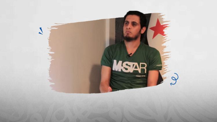 عبد الباسط الساروت، سوريا