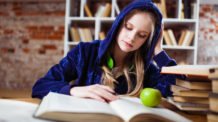 كتب، دراسة، مذاكرة، إبداع