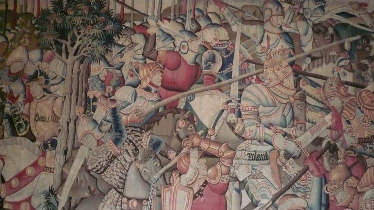 معركة باب الشزري, الأندلس, فرنسا, تاريخ, حضارة