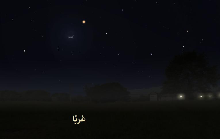 رصد فلكي، سماء الليل، السماء، الوطن العربي