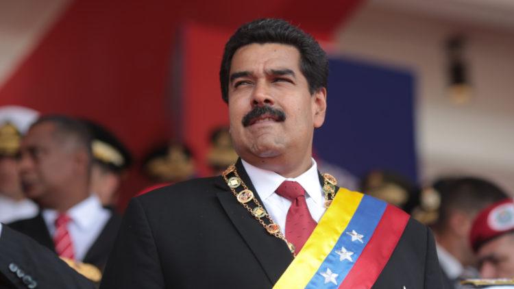 الرئيس الفنزويلي, نيكولاس مادورو, فنزويلا, الصين, النفط