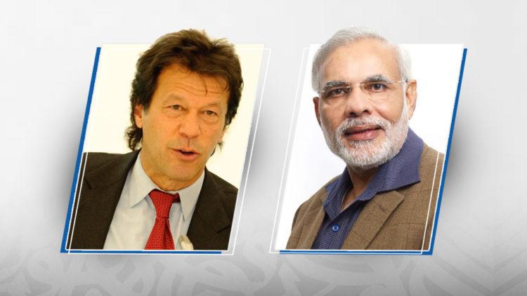 عمران خان, ناريندار مودي, الهند, باكستان, كشمير, مسلمين, حرب