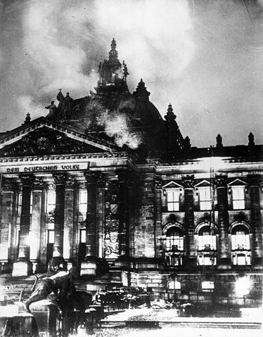 حريق الرايخستاج