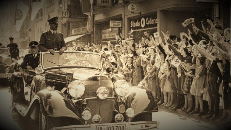 هتلر في بون