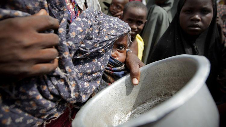 الجوع, المجاعة, الصومال
