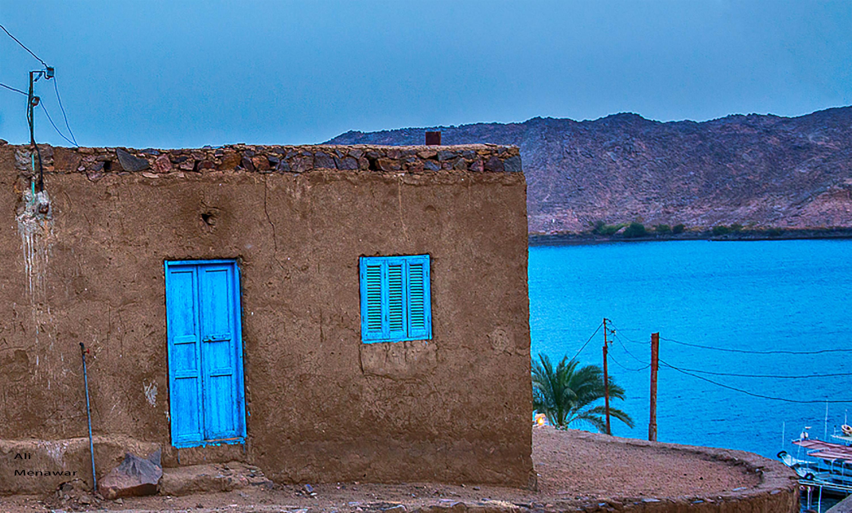 النوبة, مصر, بيت نوبي