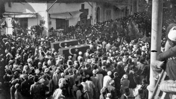 ثورة 1919, مصر, سعد زغلول, بداية ثورة 1919