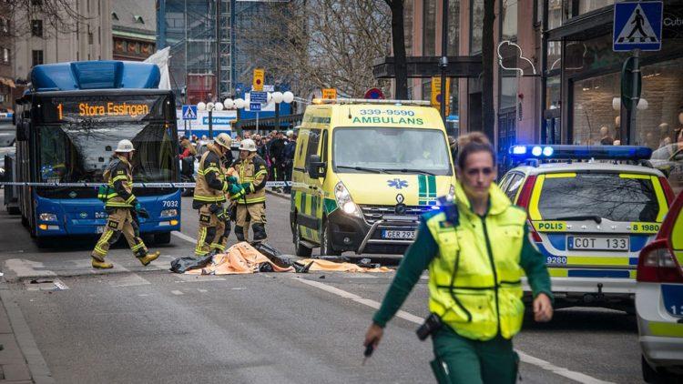 ستوكهولم, إرهاب, أوروبا, هجمات إرهابية