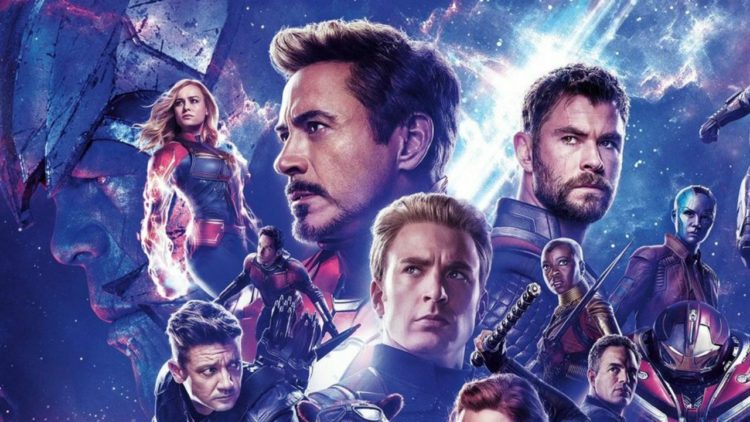 أفلام, أفلام أجنبية, avengers endgame, عالم مارفيل السينمائي