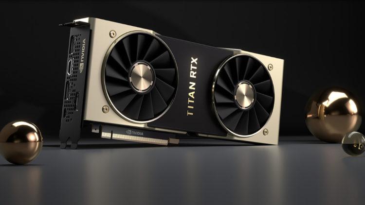 كارت شاشة nVidia Titan RTX
