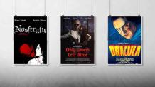 Nosferatu The Vampyre، أفلام مصاصي الدماء، Dracula، Only Lovers Left Alive