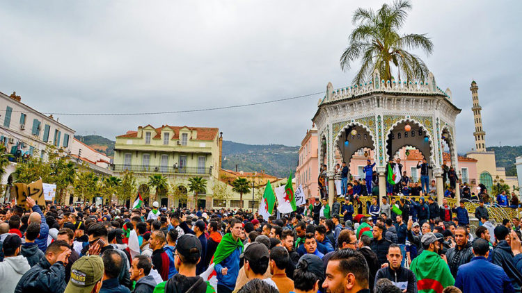 الجزائر, ثورة, الحراك الشعبي في الجزائر