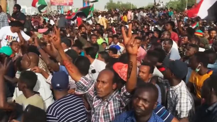 السودان, عمر البشير, احتجاجات السودان
