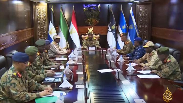 السودان, احتجاجات السودان, المجلس الانتقالي, ثورة
