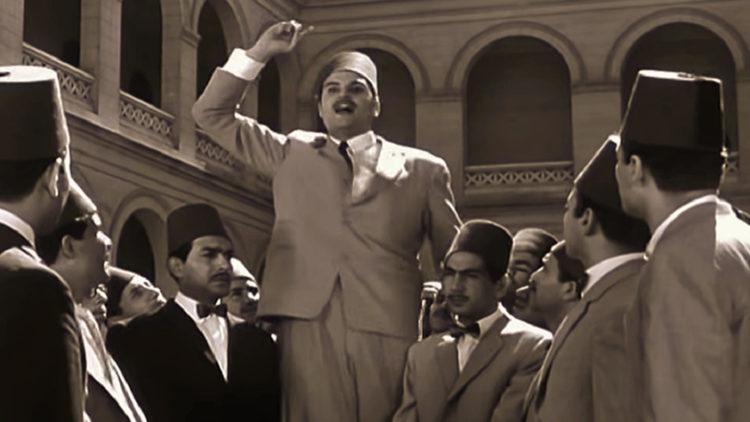 بين القصرين، السينما المصرية، ثورة 1919