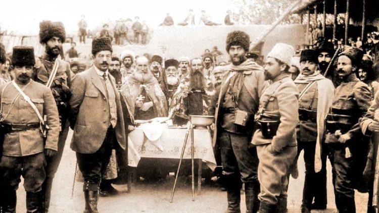 المتطوعون الأرمن ضد الدولة العثمانية خلال الحرب العالمية الأولى