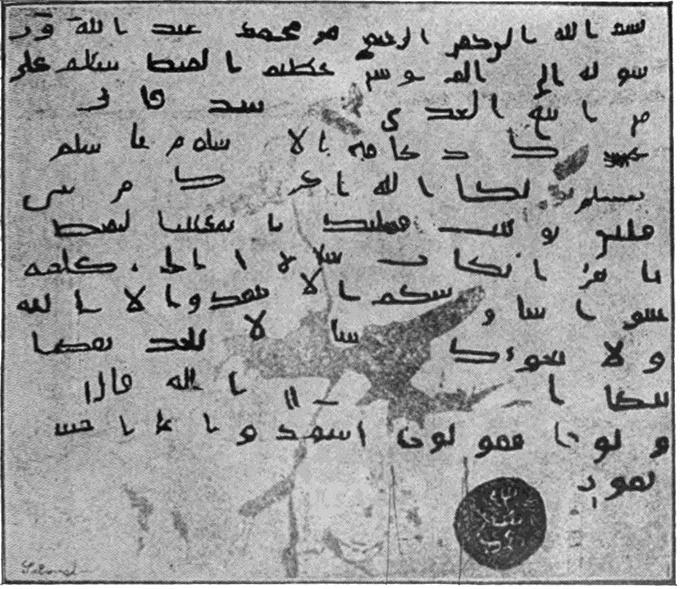 النبي محمد, محمد, خاتم النبي, مصر, تاريخ, سيرة