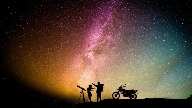 فلك، سماء الليل، رصد فلكي، سدم