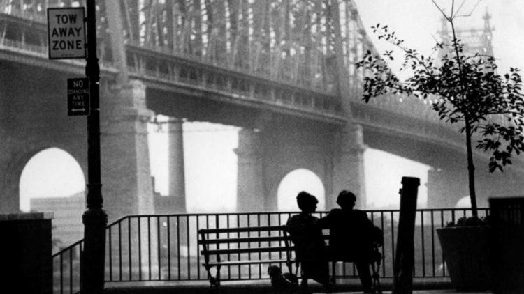 Manhattan، Woody Allen، Diane Keaton، Meryl Streep، وودي آلن، ديان كيتون، ميريل ستريب، مانهاتن
