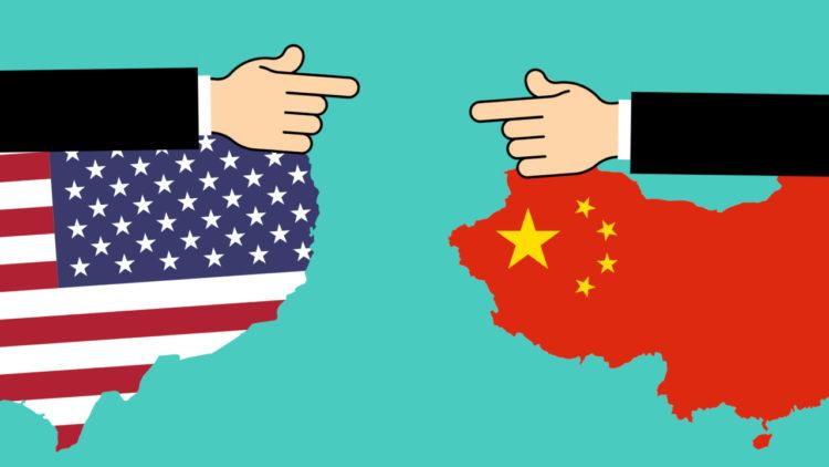الحرب التجارية الأمريكية الصينية