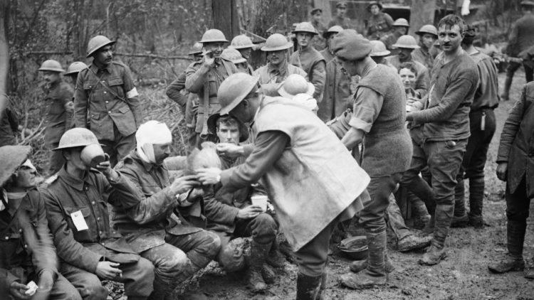 معركة السوم, الحرب العالمية الأولى, ألمانيا, انجلترا, الحلفاء, تاريخ