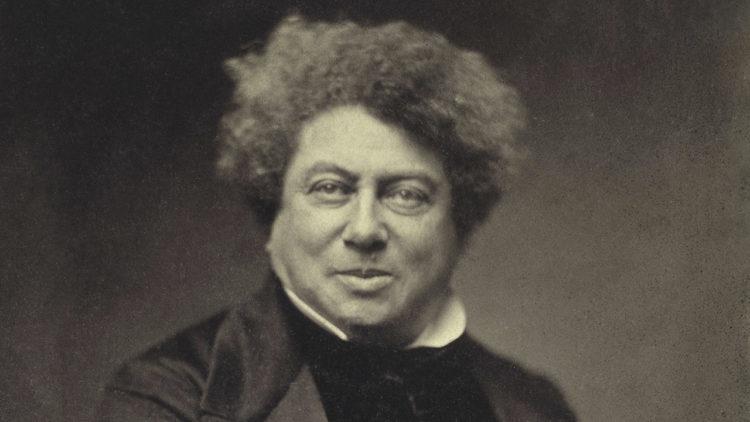 ألكسندر دوما، أدب، فرنسا