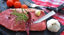 لحمة نيئة، سلامة الغذاء، مطبخ، لحوم