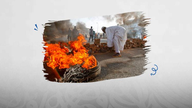 السودان، فض اعتصام القيادة العامة