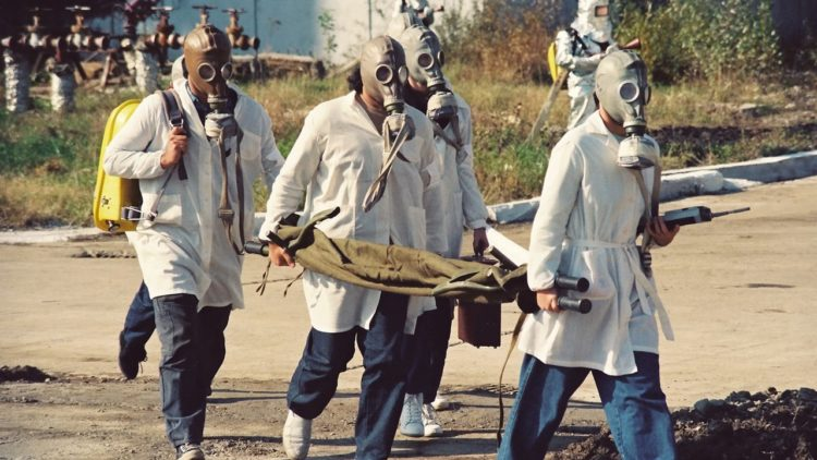 التسمم بالإشعاع النووي, نووي, تشيرنوبل, صحة, طب
