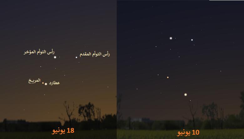 رصد فلكي، هلال، قمر، العيد، رمضان، رصد فلكي، سماء الليل