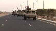 الجيش المصري، القوات المسلحة، قانون الطوارئ، تفجيرات كنيسة مارجرجس والبطرسية