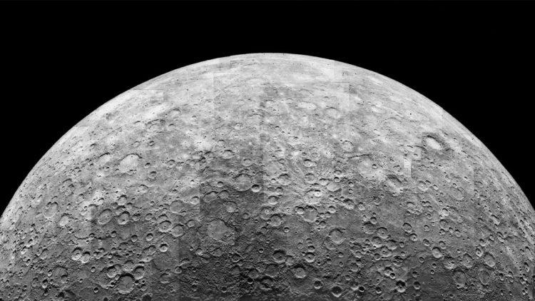 عطارد، ناسا، المجموعة الشمسية