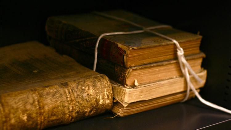 كتب، تاريخ، مصر