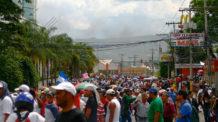 هندوراس، أمريكا